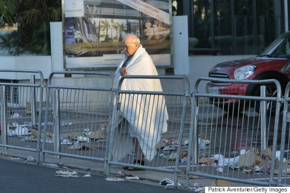 France Truck Attack: 'Bodies Everywhere' After Truck Drives Through Crowd In