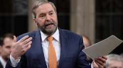 Mulcair To Liberals: What About The Wheat