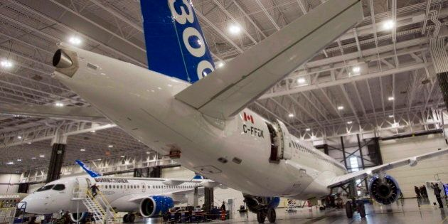 Bombardier Layoffs To Hit 7,000 In Canada,