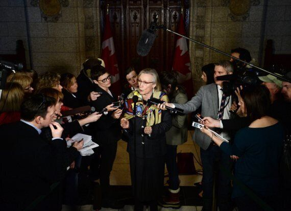 Carolyn Bennett: Inquiry Must Address All Violence Against Aboriginal