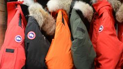 Canada Goose Coats Keep Getting Stolen At Boston