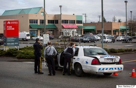 Surrey RCMP Arrest Suspect After Standoff At