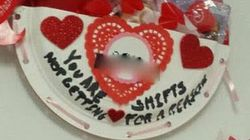 Homophobic Valentine Could Be Probed As Hate Crime In