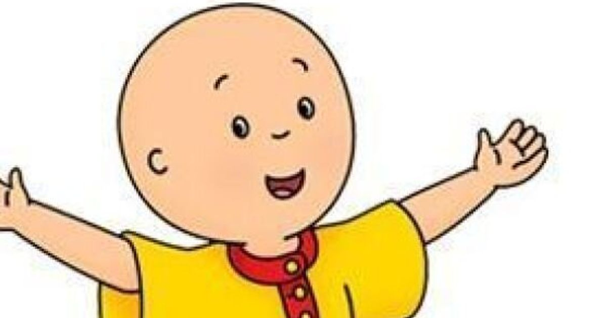 Why Is Caillou Bald? | HuffPost Canada