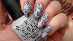 This Mani Brings A Whole New Meaning To Nail