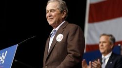 George W. Bush Blasts Trump Without Mentioning His