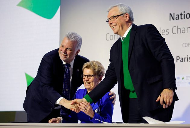 Western Climate Initiative Will See Manitoba, Ontario, Quebec Link Up Cap-And-Trade