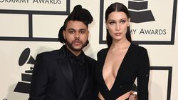 Everyone Bow Down To The Weeknd And Bella