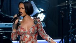 Rihanna Cancels Grammy Performance, Citing Doctor's