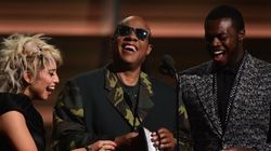 Stevie Wonder Makes A Powerful Statement At The Grammys About