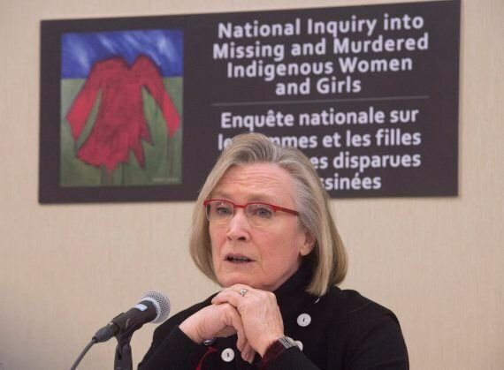 Carolyn Bennett Says There Are More Than 1,200 Missing Or Murdered Indigenous
