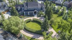 Over-The-Top Alberta Mansions For