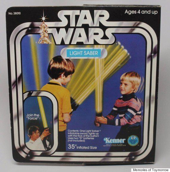 Here's What Your Favorite 'Star Wars' Toys Look Like