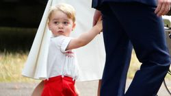 Prince George Will Be A Handful This Christmas, Says His