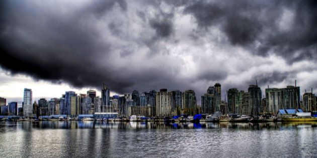 B.C. Storm Knocks Out Power To