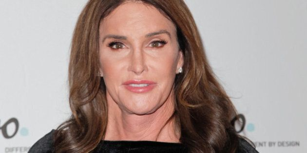 LOS ANGELES, CA - OCTOBER 27: Caitlyn Jenner attends Logo TV's 'Beautiful As I Want To Be' web series...