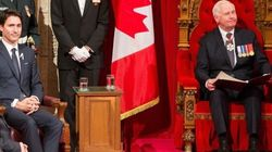 Throne Speech Signals Trudeau Government Wants To Be