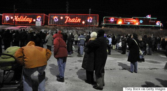 Canadian Pacific's Holiday Train Is A Bit Like Canada's Polar
