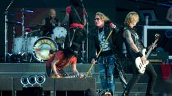 Guns N' Roses poursuit un brasseur du Colorado pour