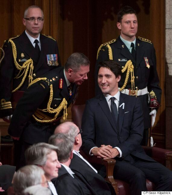 Throne Speech 2015: No Sign Of Slower Spending In Liberal Plan, Experts