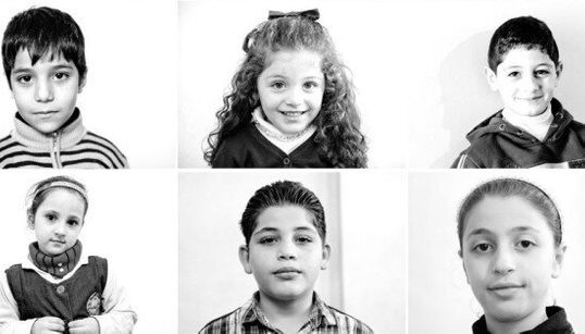 13 Syrian Refugee Children Waiting To Become