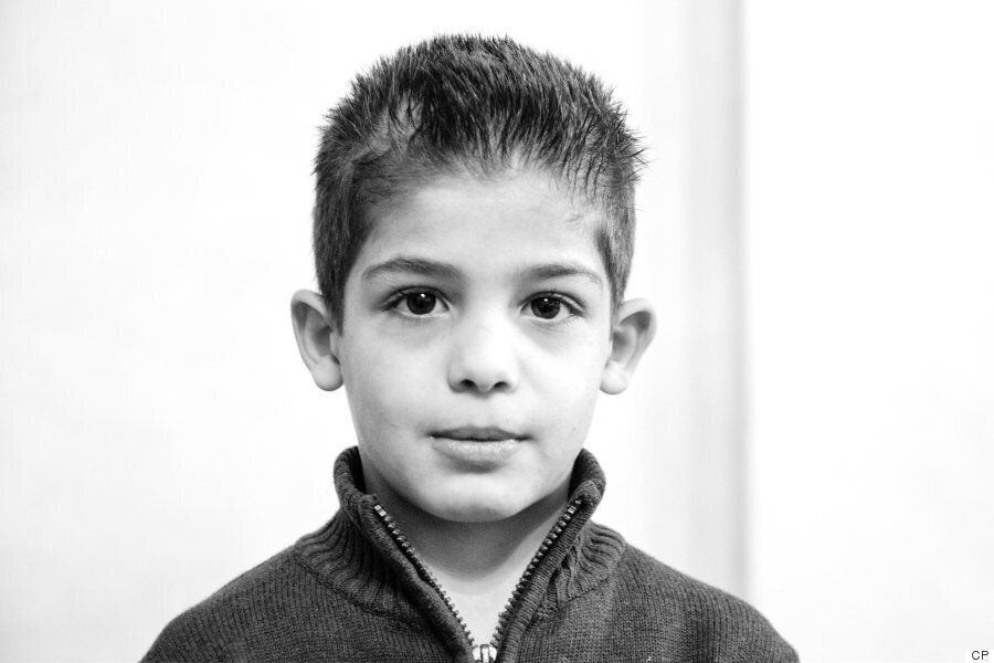 Meet 13 Syrian Refugee Children Waiting To Become