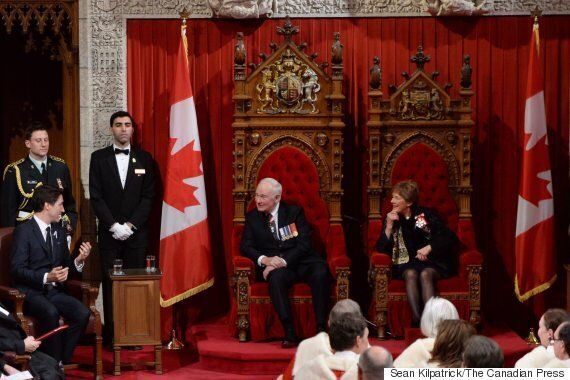 Throne Speech 2015: Full Text Of Speech Delivered By Gov. Gen. David