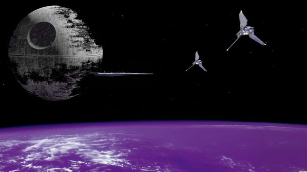 Death Star's Destruction Would Have Collapsed Galactic Economy, Required $900 Quintillion Bailout: