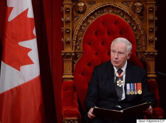 Throne Speech 2015 Reiterates Grit Pledges On Taxes, Democratic Reform, MMIW