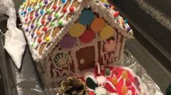 Only In This Canadian City Will A Gingerbread House Go For