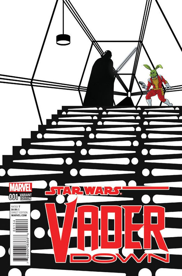 Chip Zdarsky Offers Rare Star Wars Comic To Raise Money For Syrian