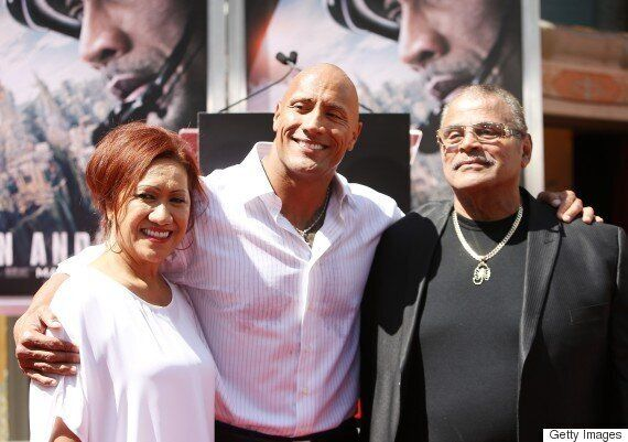 Dwayne Johnson Dad: The Rock Is Proud Of His Canadian