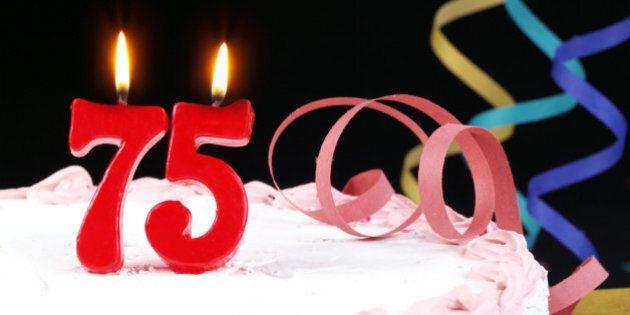 75th. Anniversary