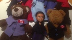 B.C. Mom Revamps Dolls To Make Syrian Kids Feel More At