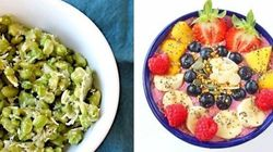 10 Snacks To Boost Your Kids' Immune