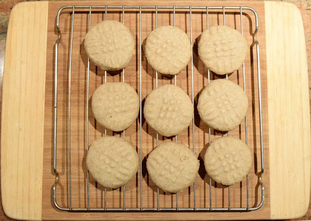 Allergy-Friendly Makeovers: Shortbread