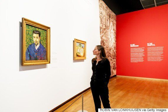 Van Gogh Sliced Off His Entire Ear, Gave It To Brothel