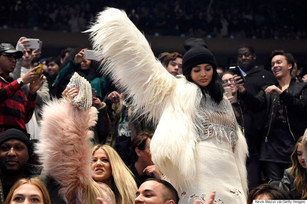 Kanye West Debuts Yeezy Season 3 Collection And New Album 'The Life Of