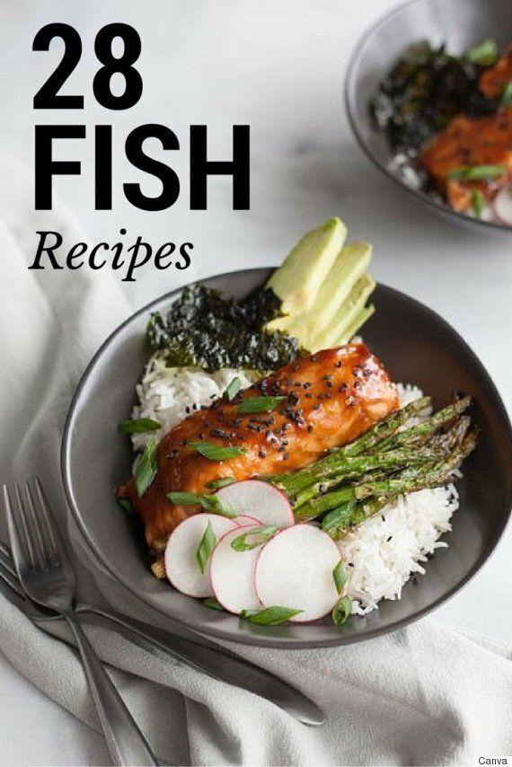 28 Fish Recipes For The Lenten