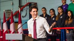 Trudeau Announces 'Massive' Boost To Summer Jobs