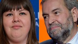 NDP President Thinks Mulcair Needs This Much Support To
