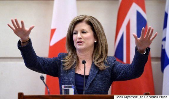 Rona Ambrose: Tories To Remind Liberals 'Taking The Fight' To ISIL Is