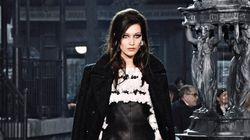 Bella Hadid Just Nailed Her Chanel Runway