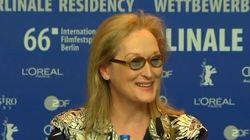 Meryl Streep On Diversity Of Film Festival Jury: 'We're All Africans,