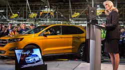 Ford Canada CEO: TPP 'Will Have No Positive Outcome' For