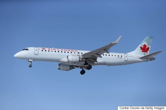 Air Canada's Request To See Security Threat Assessments Rejected By