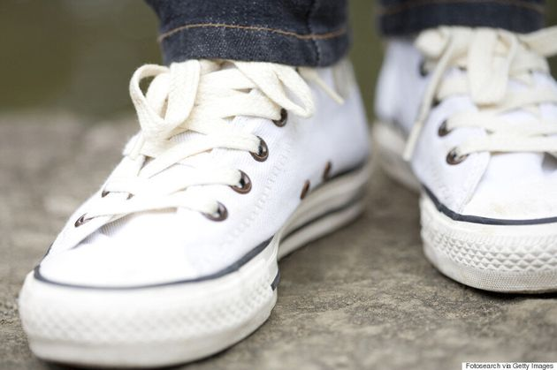 Style Rescue: How To Keep Your White Sneakers