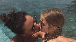 Parents Pucker Up In Support Of Victoria Beckham's Pic With