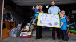 Moving Sale: Calgary Families Look Elsewhere As Oil Crash