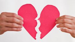 Why Breaking Up Is Like Going Through